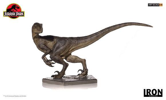 1/10 Scale Velociraptor Statue (Jurassic Park)