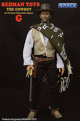 1/6 Scale The Good(The Cowboy Series)Redman