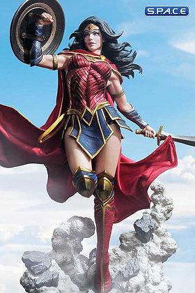 1/3 Scale Wonder Woman Rebirth Museum Masterline Statue (DC Comics)
