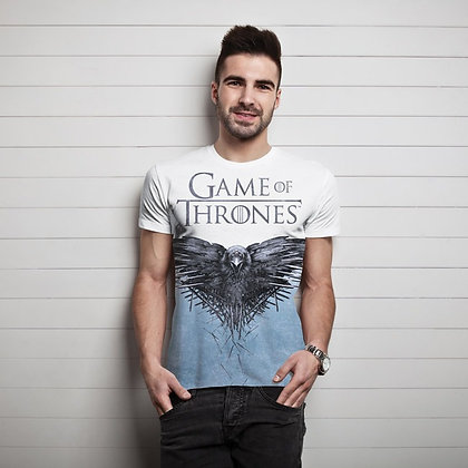 Game Of Thrones – Crow Sublimation