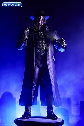 The Undertaker Statue
