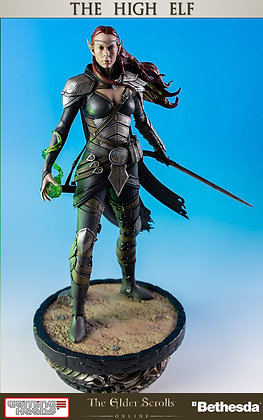 High Elf Statue - Heroes of Tamriel (The Elder Scrolls)