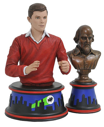 Dick Greyson & Shakespeare Bust Set (Batman 1966)