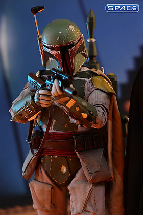 1/6 Scale Boba Fett The Empire Strikes Back 40th Anniversary Collection Movie Ma