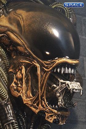 Dog Alien Head Trophy 3D Wall Art Open Mouth Version (Alien 3)