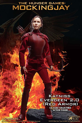 1/6 Katniss Everdeen Red Armor (Die Tribute von Panem)
