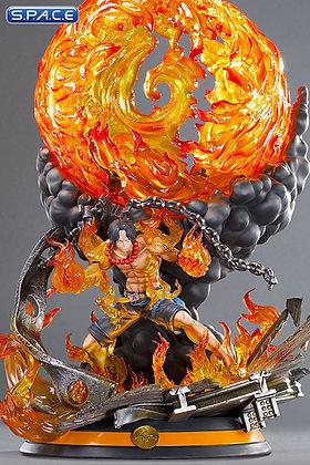 Portgas D. Ace Statue HQS (One Piece)