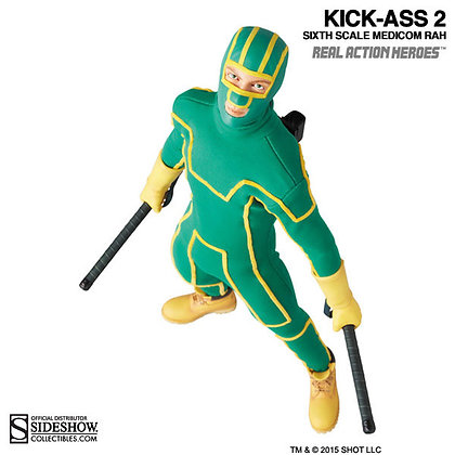 1/6 Scale RAH Kick-Ass (Kick-Ass 2)