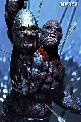 1/4 Scale Uruk-Hai Berserker Deluxe Premium Masterline Statue (Lord of the Rings