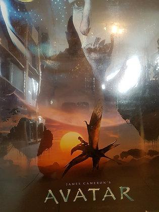Avatar - Filmplakat (Zweites Filmplakat)