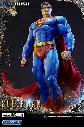 Superman Statue Fabric Cape Version