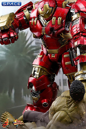1/6 Scale Hulkbuster Deluxe Version (Avengers: Age of Ultron)