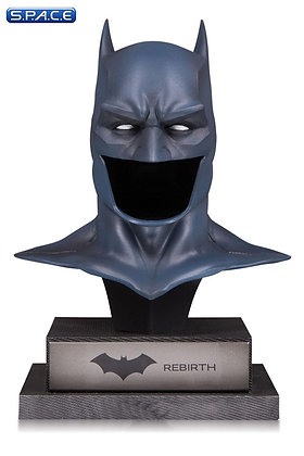 1/2 Scale Batman Cowl DC Gallery Bust (Batman: Rebirth)