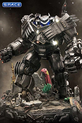 Justice Buster by Josh Nizzi Ultimate Museum Masterline Statue (DC Comics)