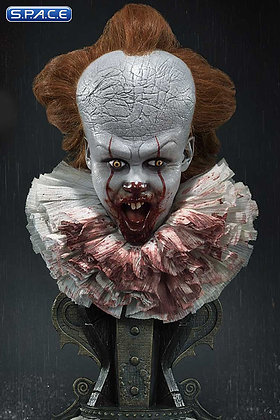 1/2 Scale Surprised 2017 Pennywise (Stephen King's It)
