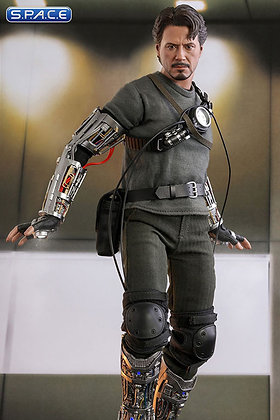1/6 Scale Tony Stark Mech Test Version Movie Masterpiece MMS581 (Iron Man)