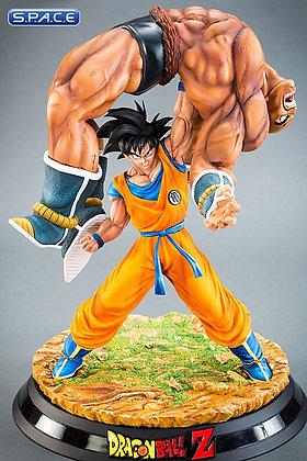 The Quiet Wrath of Son Goku Statue HQS (Dragon Ball Z)