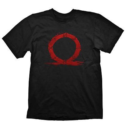 God of War T-Shirt Serpent Logo