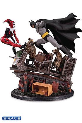 Batman vs. Harley Quinn (DC Comics)