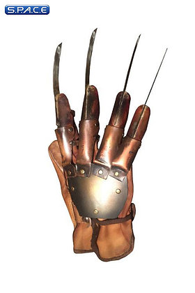 1:1 Freddy's Glove Life-Size Replica (A Nightmare on Elm Street 3: Dream Warrior