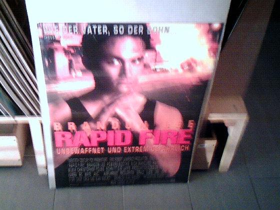 rapid fire filmplakat