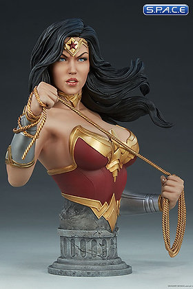 Wonder Woman Bust (DC Comics) Sideshow