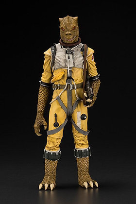 1/10 Scale Bounty Hunter Bossk ARTFX+ Statue (Star Wars)