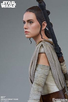 Rey Premium Format Figure (Star Wars: The Force Awakens)