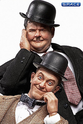 1/6 Scale Laurel & Hardy (Laurel and Hardy)