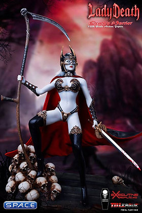 1/6 Scale Lady Death »Death's Warrior«