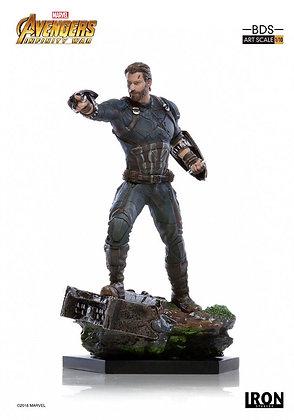 1/10 Scale Captain America Statue (Avengers: Infinity War)