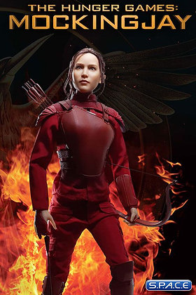 1/6 Scale Katniss Everdeen (The Hunger Games: Mockingjay)