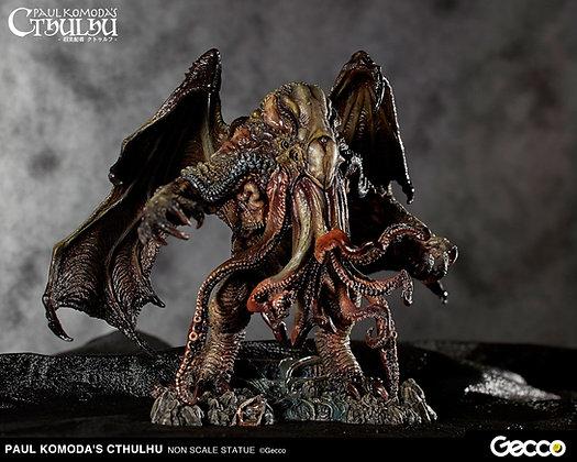 Cthulhu Statue Cthulhu by Paul Komoda 17 cm