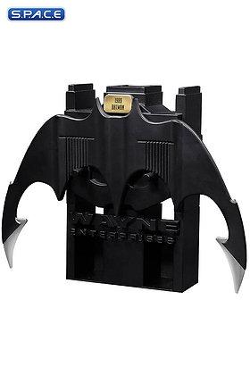 1:1 Scale Batarang Life-Size Replica (Tim Burton's Batman)