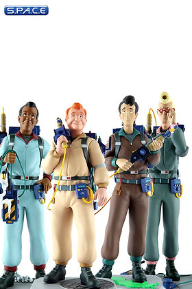 4er Statuen Bundle (The Real Ghostbusters)
