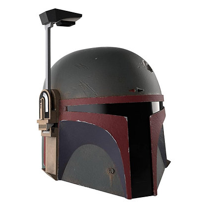 Star Wars The Mandalorian Black Series Elektronischer Helm Boba Fett (Re-Armored