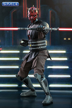 1/6 Scale Darth Maul TV Masterpiece TMS024 (Star Wars - The Clone Wars) Hot Toys