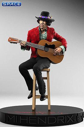 Jimi Hendrix Rock Iconz Statue (Jimi Hendrix)