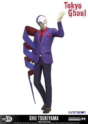 Shu Tsukiyama from Tokyo Ghoul (Color Tops)