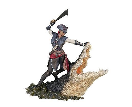 Aveline de Grandpré PVC Statue (Assassin's Creed: Liberation)