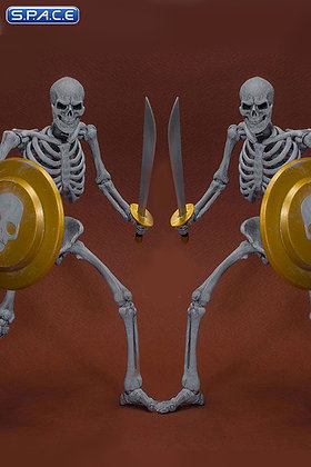 1/12 Scale Skeleton 2-Pack (Golden Axe) Storm Collectibles