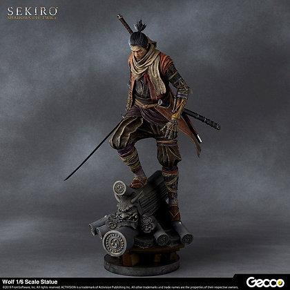 Sekiro: Shadows Die Twice PVC Statue 1/6 Wolf 40 cm Statuen Sekiro: Shadows Die