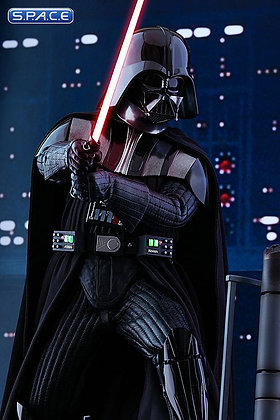 1/6 Scale Darth Vader The Empire Strikes Back 40th Anniversary Collection Movie