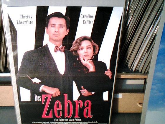 das zebra filmplakat