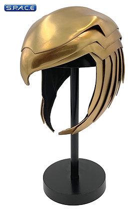 1:1 Golden Armor Helmet Life-Size Replica (Wonder Woman 1984)