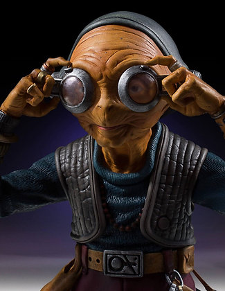 Maz Kanata Bust (Star Wars: The Force Awakens)