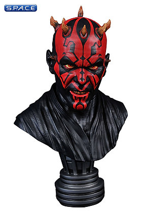 Darth Maul Legends in 3D Bust (Star Wars)