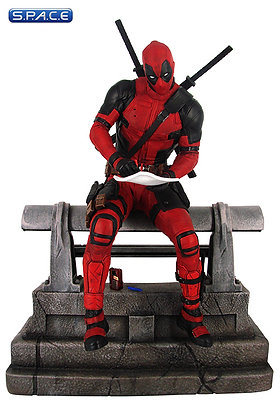 Deadpool Movie Premier Collection Statue (Deadpool)Deadpool Movie Premier Collec