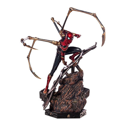 1/4 Scale Iron Spider-Man Legacy Statue (Avengers: Infinity War)