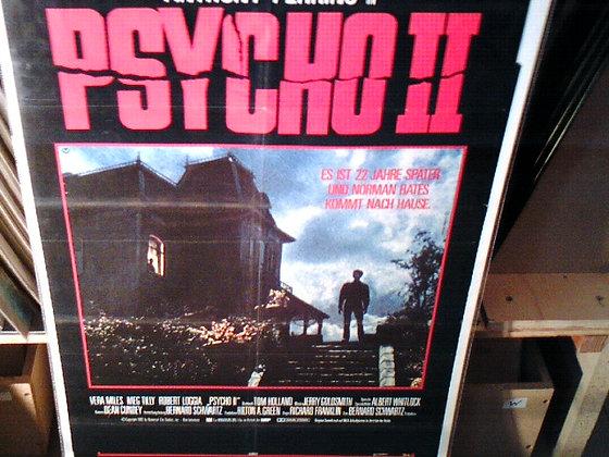 Psycho II Filmplakat